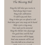 The Blessing Bell Poem